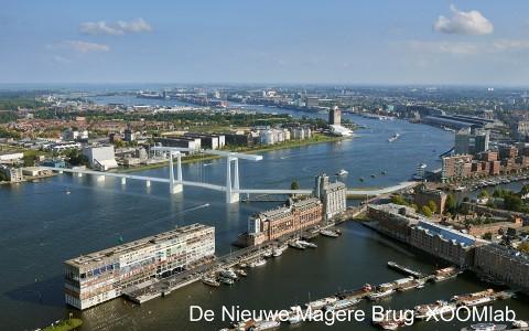 De nieuwe magere brug