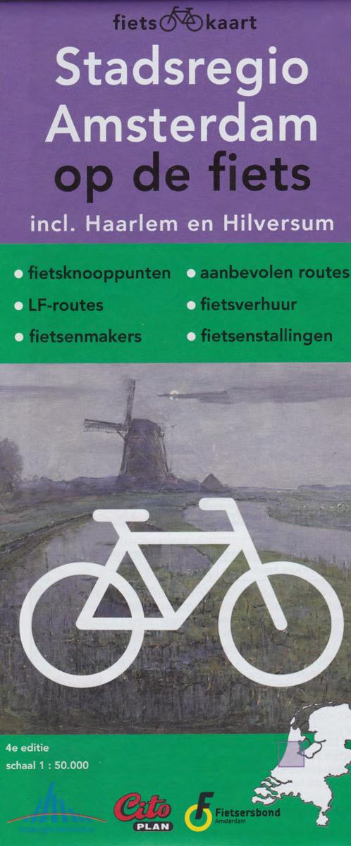 4e editie van de Regiokaart