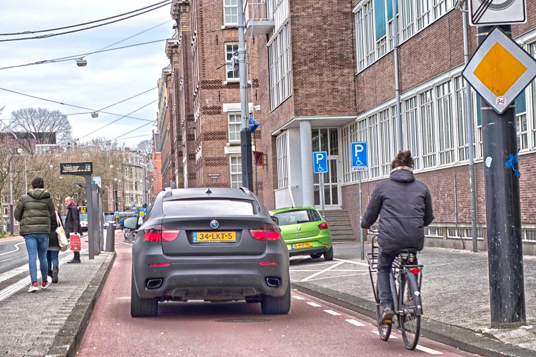 fietsstraat Marnixstraat